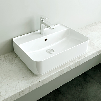 Chậu lavabo dương bàn Elimen - Mã LW1825